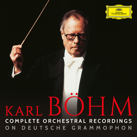 COMPLETE ORCHESTRAL RECORDINGS ON DEUTSCHE GRAMMOPHON [67CD+BD] [도이치 그라모폰 관현악 전집 - 칼 뵘] [한정반]