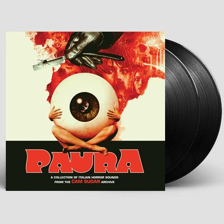 PAURA: A COLLECTION OF ITALIAN HORROR SOUNDS [이탈리아 공포영화음악] [LP]