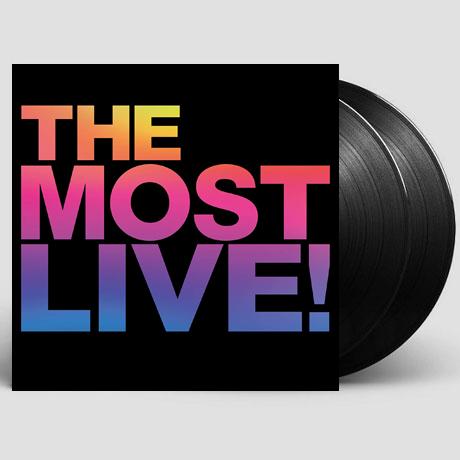 THE MOST LIVE! [LP]