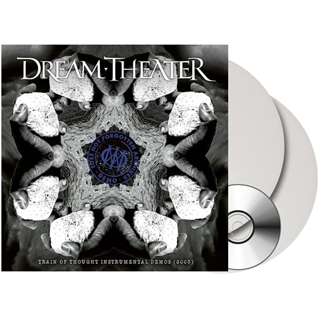 LOST NOT FORGOTTEN ARCHIVES: TRAIN OF THOUGHT INSTRUMENTAL DEMOS 2003 [WHITE 2LP+CD]