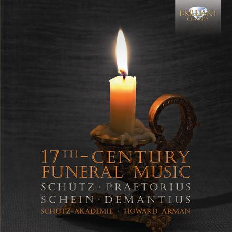 17TH CENTURY FUNERAL MUSIC/ HOWARD ARMAN [17세기 독일의 장례음악들]