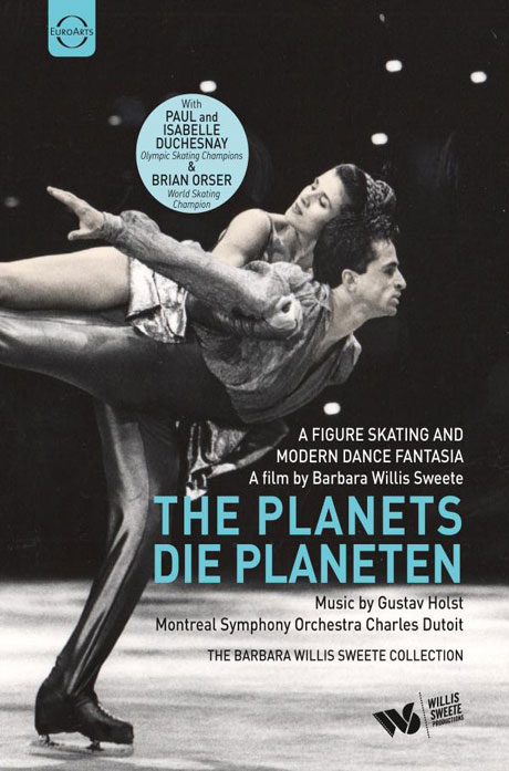 THE PLANETS: A FIGURE SKATING AND MODERN DANCE FANTASIA [홀스트: 행성 - 피겨스케이트, 현대무용, 수중무용]