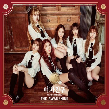 THE AWAKENING: KNIGHT VER [미니 4집]