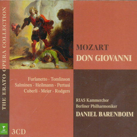 DON GIOVANNI/ DANIEL BARENBOIM