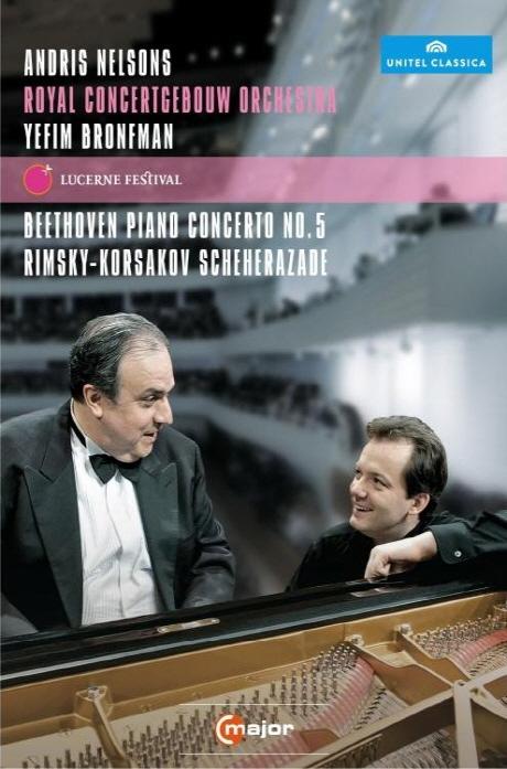PIANO CONCERTO NO.5 & SCHEHERAZADE/ YEFIM BRONFMAN, ANDRIS NELSONS [베토벤: 피아노협주곡 5번황제]