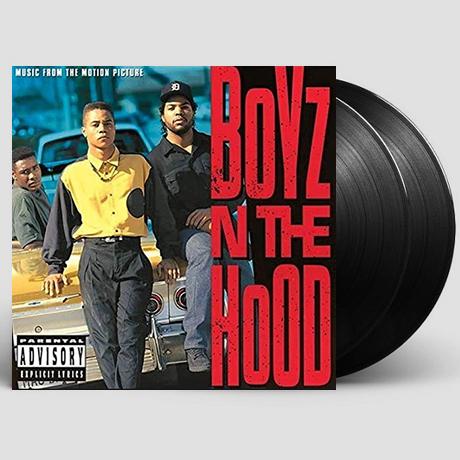 BOYZ N THE HOOD [보이즈 앤 후드] [LP]