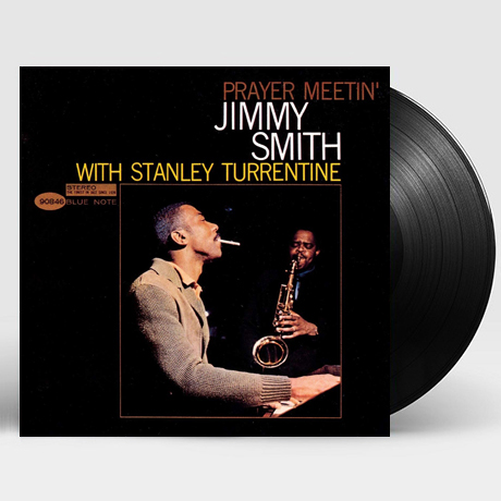 PRAYER MEETIN` - WITH STANLEY TURRENTINE [BLUE NOTE TONE POET SERIES] [180G LP] [한정반]