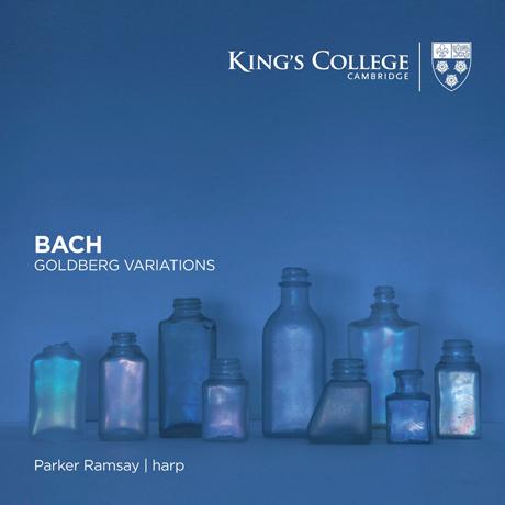 GOLDBERG VARIATIONS/ PARKER RAMSAY [바흐: 골드베르크 변주곡(하프 편곡연주반) - 파커 램지]