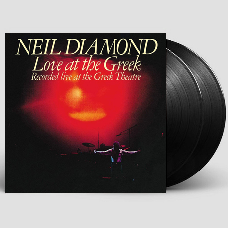 LOVE AT THE GREEK [LP]