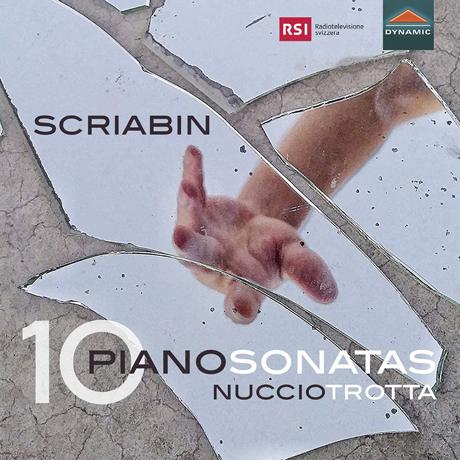 10 PIANO SONATAS/ NUCCIO TROTTA [스크리아빈: 피아노 소나타 전곡 - 누치오 트로타]