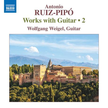 WORKS WITH GUITAR 2/ WOLFGANG WEIGEL [루이스 피포: 가을, 노래와 춤, 전주곡 - 볼프강 바이겔]