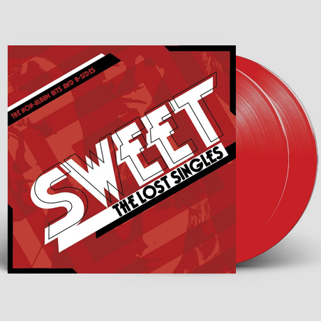 THE LOST SINGLES [RED LP]