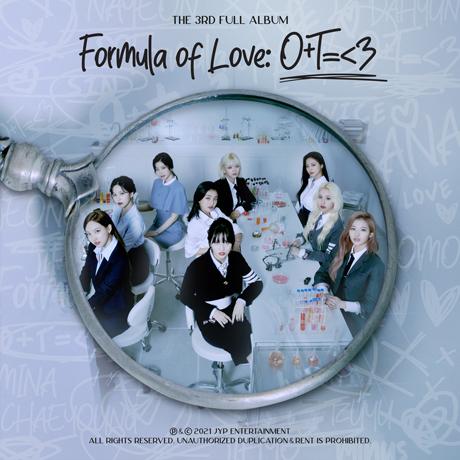FORMULA OF LOVE: O+T=<3 [정규 3집]