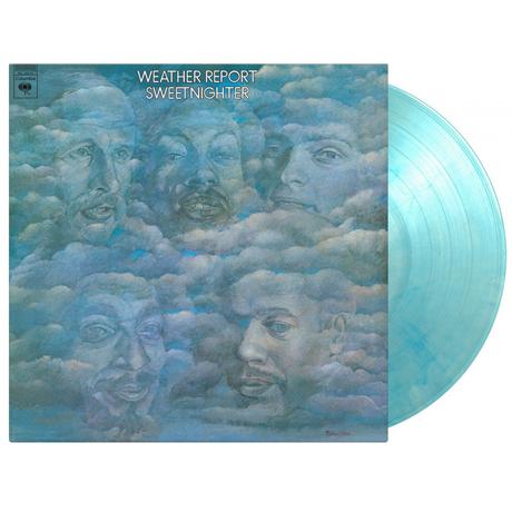 SWEETNIGHTER [180G BLUE/WHITE MARBLED LP]