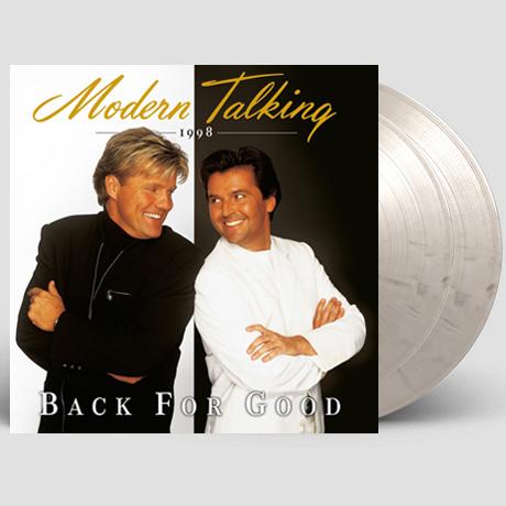 BACK FOR GOOD [180G WHITE/BLACK MARBLED LP]