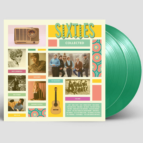 SIXTIES COLLECTED [180G CLEAR GREEN LP]
