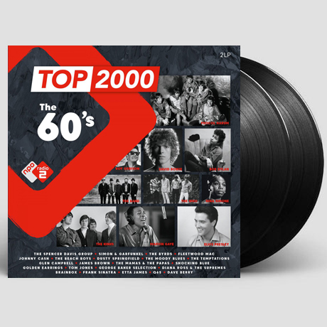 TOP 2000: THE 60S [180G LP]