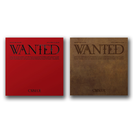 WANTED [미니 9집] [2종 세트]