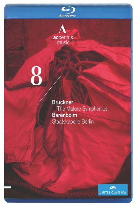 THE MATURE SYMPHONIES 8/ DANIEL BARENBOIM [브루크너: 교향곡 8번]