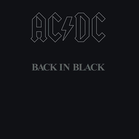 BACK IN BLACK [REMASTERS]