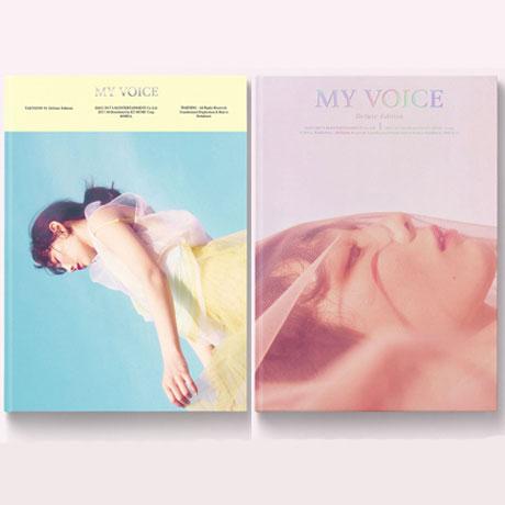 MY VOICE [정규 1집] [딜럭스 에디션]