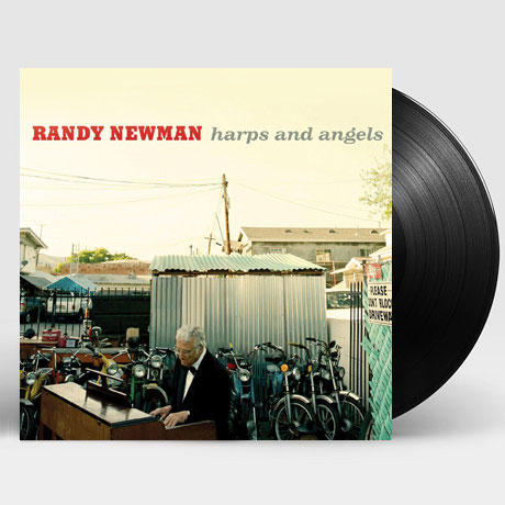 HARPS AND ANGELS [LP]