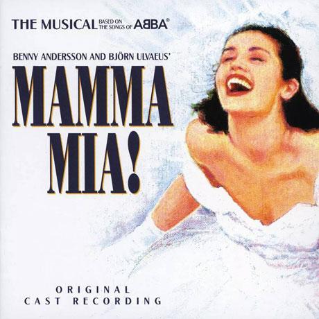 MAMMA MIA!: ORIGINAL CAST RECORDING [뮤지컬 맘마 미아]