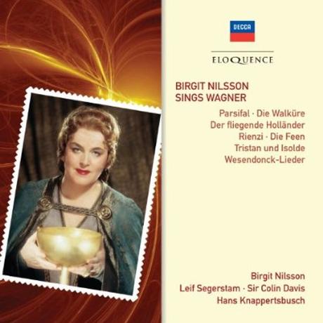 SINGS WAGNER/ BIRGIT NILSSON