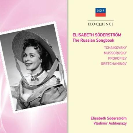 THE RUSSIAN SONGBOOK/ ELISABETH SODERSTROM, VLADIMIR ASHKENAZY