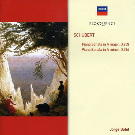 PIANO SONATAS/ JORGR BOLET