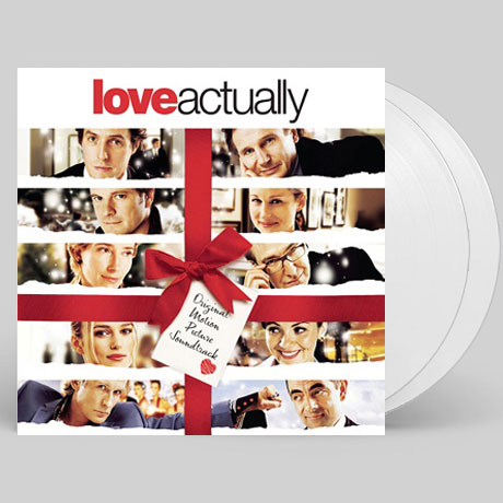 LOVE ACTUALLY [러브 액츄얼리] [LIMITED] [WHITE LP]