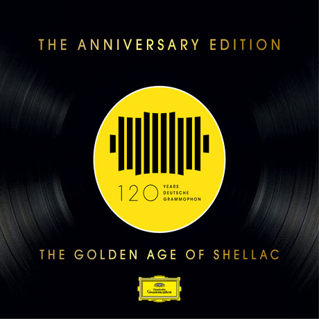 THE GOLDEN AGE OF SHELLAC [DG120 셸락 시대의 황금기]