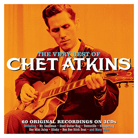 THE VERY BEST OF CHET AKINS