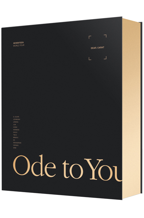 ODE TO YOU: WORLD TOUR IN SEOUL [3DVD+MD]