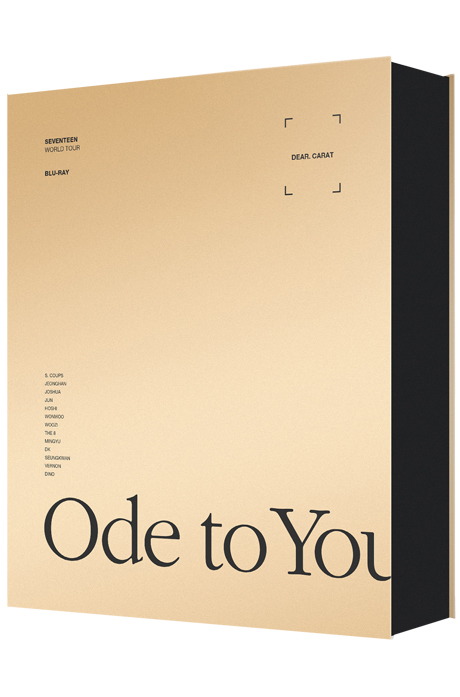 ODE TO YOU: WORLD TOUR IN SEOUL [3BD+MD]