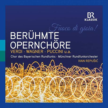 BERUHMTE OPERNCHORE/ IVAN REPUSIC [유명 오페라 합창곡집 - 바이에른 방송 합창단]