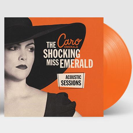 THE SHOCKING MISS EMERALD [ACOUSTIC SESSIONS] [180G ORANGE LP] [한정반]