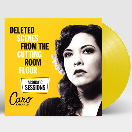 DELETED SCENES FROM THE CUTTING ROOM FLOOR [ACOUSTIC SESSIONS] [180G YELLOW LP] [한정반]