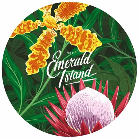 EMERALD ISLAND EP [180G PICTURE DISC LP] [한정반]