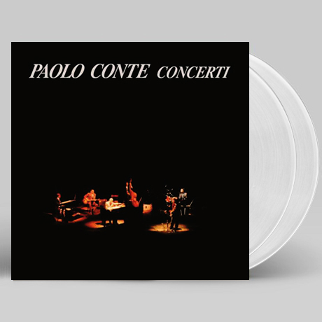 CONCERTI [180G CRYSTAL CLEAR LP] [한정반]