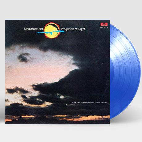 FRAGMENTS OF LIGHT [CLEAR BLUE LP] [한정반]