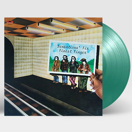 FINEST FINGER [CLEAR GREEN LP] [한정반]