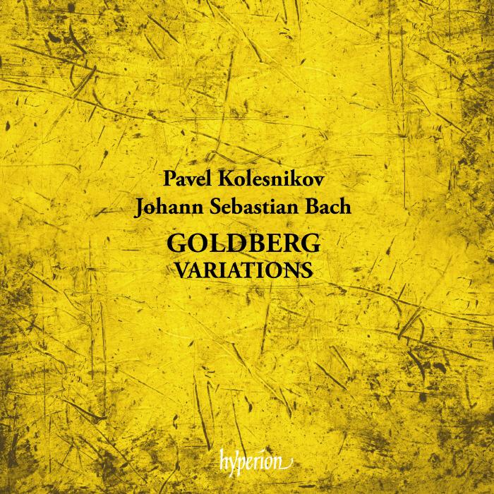 GOLDBERG VARIATIONS/ PAVEL KOLESNIKOV [바흐: 골드베르크 변주곡 - 파벨 콜레스니코프]