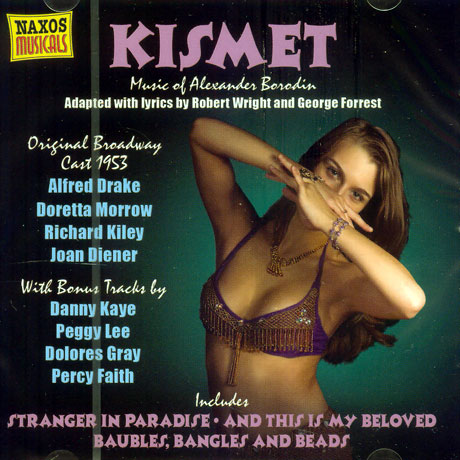 KISMET/ MUSIC OF ALEXANDER BORODIN [ORIGINAL BROADWAY CAST 1953]
