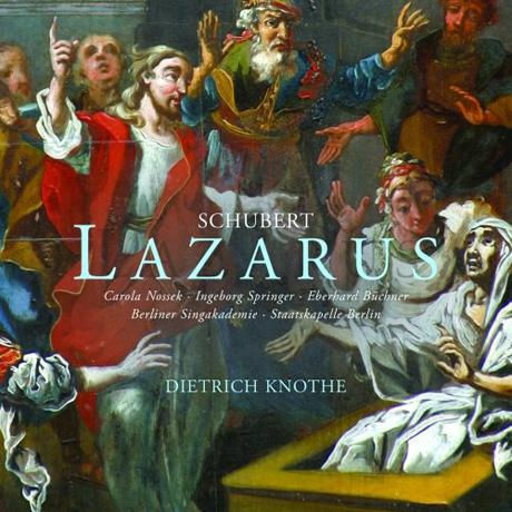 LAZARUS/ DIETRICH KNOTHE