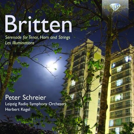 LES ILLUMINATIONS OP.18/ PETER SCHREIER, HERBERT KEGEL