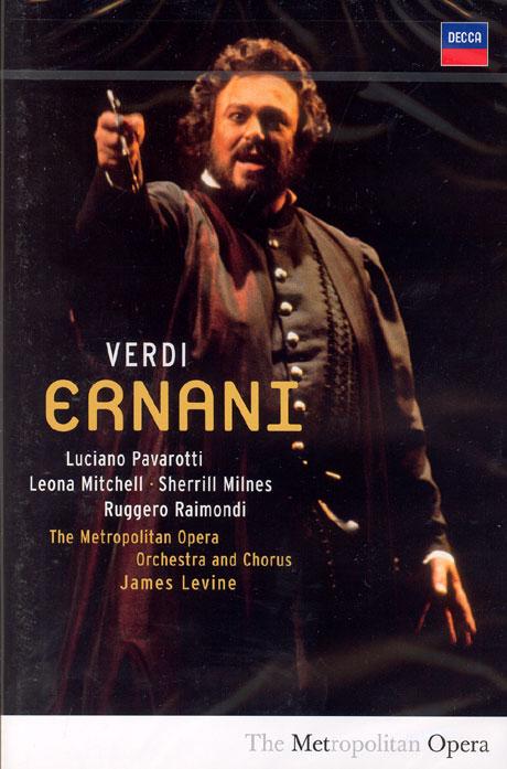 ERNANI/ JAMES LEVINE