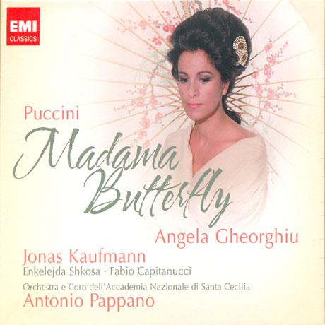 MADAMA BUTTERFLY/ ANGELA GHEORGHIU/ ANTONIO PAPPANO [푸치니: 나비부인]