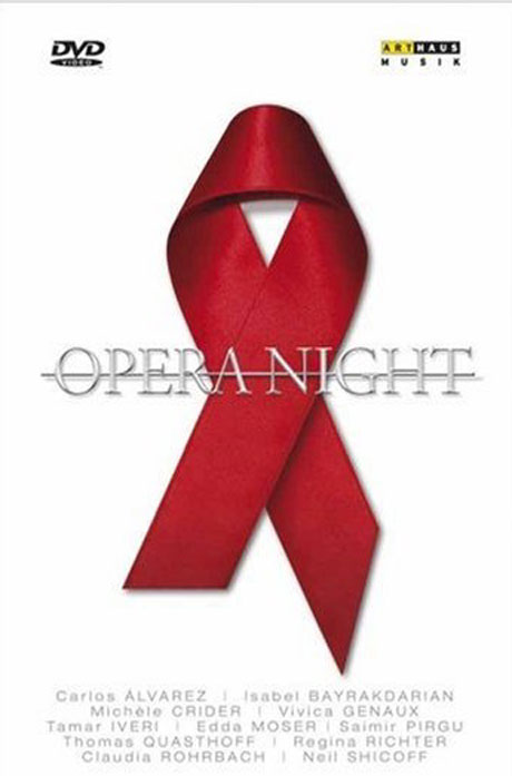 오페라의 밤: 2005년 쾰른 [OPERA NIGHT: LIVE CONCERT FROM THE OPERA COLOGNE 2005]