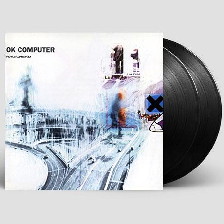 OK COMPUTER [다운로드바우처] [LP]